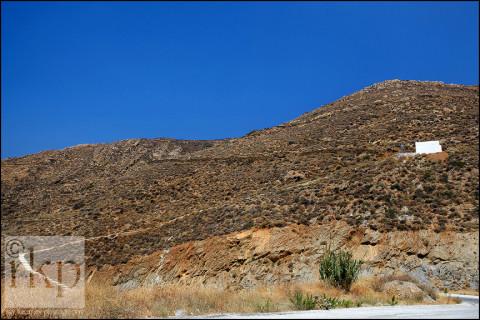 Greek church on Amorgos