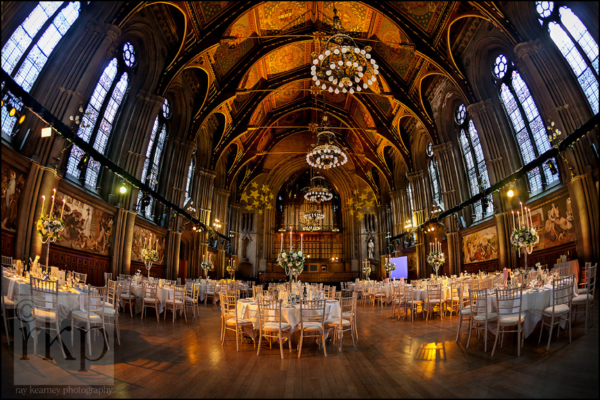 My Top 4 English Wedding Venues